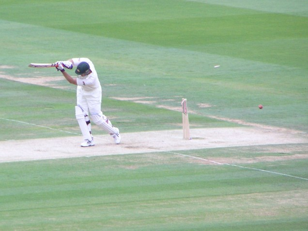 The First Wicket