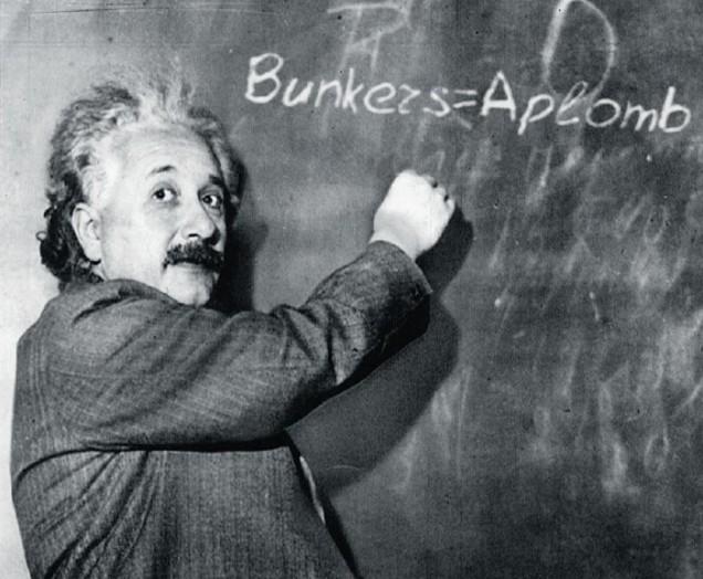 Einstein Bunkers