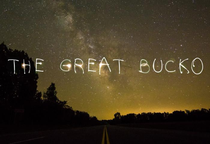 Great Bucko Tag