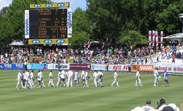 2005 England Score