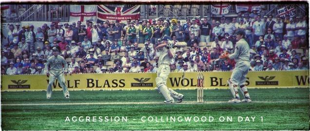Collingwood attacks!