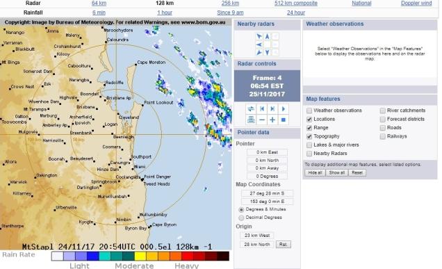 Brisbane Radar 24